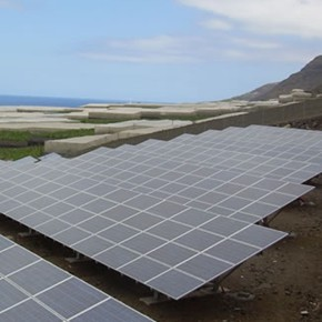 Grupo Conergy pone en marcha la primera planta fotovoltaica de La Palma