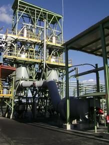 Pirorec pone en marcha planta recicladora de neumáticos