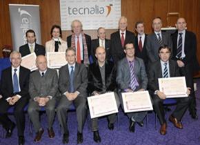 Baltasar Montaño ganador del IV Premio de Periodismo Tecnalia 2008