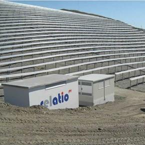 Relatio ha instalado en España su proyecto solar fotovoltaico más grande y ambicioso