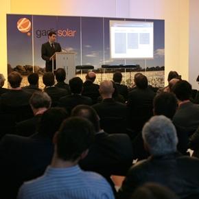 Empresas y organizaciones  fotovoltaicas confían en la innovación técnica para producir energía competitiva