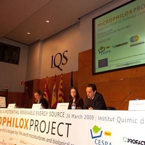 Workshop Proyecto Microphilox de valorización de biogás presentó resultados