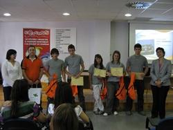 Entrega de premios del VII Concurso de Pósters y Proyectos de Energías