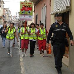 La Agencia Energética de la Ribera pone en marcha el bus a peu