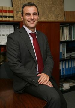 Carlos Cañete, nuevo delegado de gas natural cegas en Castellón
