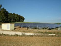 Sputnik pone la primera planta de energía solar con una nueva estación de megavatios