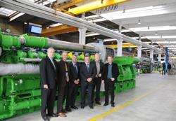GE Energy abre un centro de revisión y puesta a punto de motores de gas en Europa