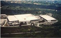 Nueva fábrica de energía solar térmica ferroli en Italia