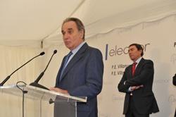 El grupo Elecnor inaugura dos parques eólicos en la comunidad valenciana