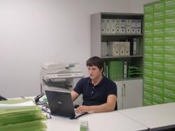 INERGETIKA y FNeNERGIA primeras empresas funcionando en el Democenter