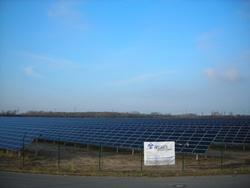 Sputnik pone en servicio una instalación de 8,6 MW en Gerwisch