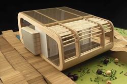 La exposición de maquetas solar decathlon europe muestra la arquitectura más eficiente