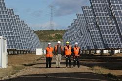 Parques solares colabora con el instituto de investigación de energía eléctrica de EEUU