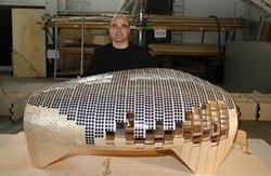 IaaC inicia la fabricación de la primera casa solar y autosuficiente de Barcelona