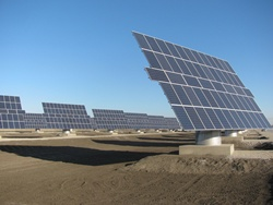PROINSO suministra 1 MW para un proyecto solar fotovoltaico en California