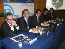 """BlueMobility presenta la """"Red Inteligente de Recarga de Vehículos Eléctricos"""""""
