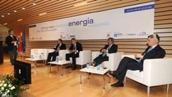 Clausura del Congreso Nacional de Energía celebrado en Valladolid