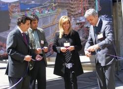 Ministro de Energía Chileno inaugura Unidad 4 de Guacolda en Huasco