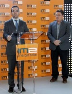 La energía producida por el parque solar fotovoltaico instalado por IM2 Energía Solar en el polideportivo de L'Alcúdia podría abastecer a 4.295 viviendas al año