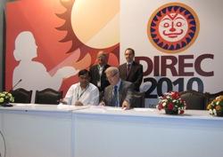 Solartys firma un convenio de colaboración con la Solar Energy Society of India
