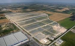 INELSA culmina con éxito la mayor planta Fotovoltaica de Europa