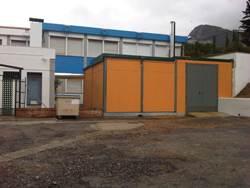 Los colegios apuestan por la biomasa de KWB
