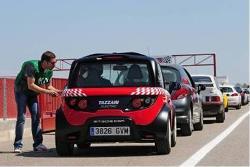 ECOseries premiará los conocimientos sobre conducción eficiente en el Salón Internacional del Automóvil de Barcelona