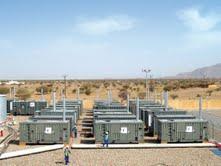 RSS Instala 80MVA de energía temporal en Omán