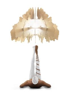 Diseñadores Valencianos desarrollan una lámpara para decorar grandes espacios con el mínimo impacto ambiental y la máxima eficiencia energética