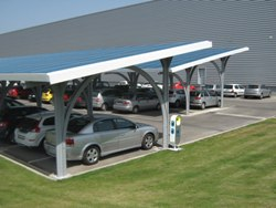 Martifer Solar anuncia su debut en el Reino Unido con una innovadora solución solar para aparcamientos