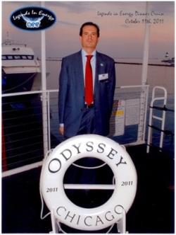 Rafael Herrero, presidente de ANESE, reconocido con el galardón Legend in Energy 2011