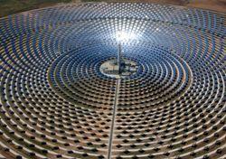 Una termosolar, sector por cuya paralización abogan las grandes eléctricas, premio europeo de innovación
