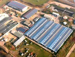 IBC SOLAR y Maxx-solar & energie inauguran un proyecto fotovoltaico en Grossenlupnitz