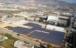 Conergy finaliza un parque solar de 1 MW en Grecia