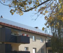 La cooperativa de viviendas de Amberg apuesta por la fotovoltaica y la eficiencia energética