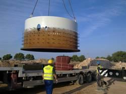 Enerpal comienza la construcción de 50 MW en dos proyectos eólicos