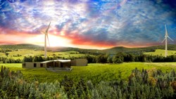 Elecnor obtiene la financiación de su parque eólico de Quebec (Canadá)