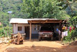 La Fundación Elecnor lleva la luz a un núcleo de aldeas de Honduras
