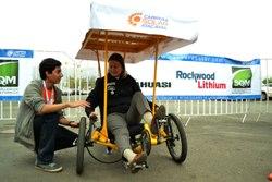 Carrera Solar Atacama presentará a sus competidores 2012