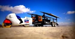 Motocicletas solares con SMA